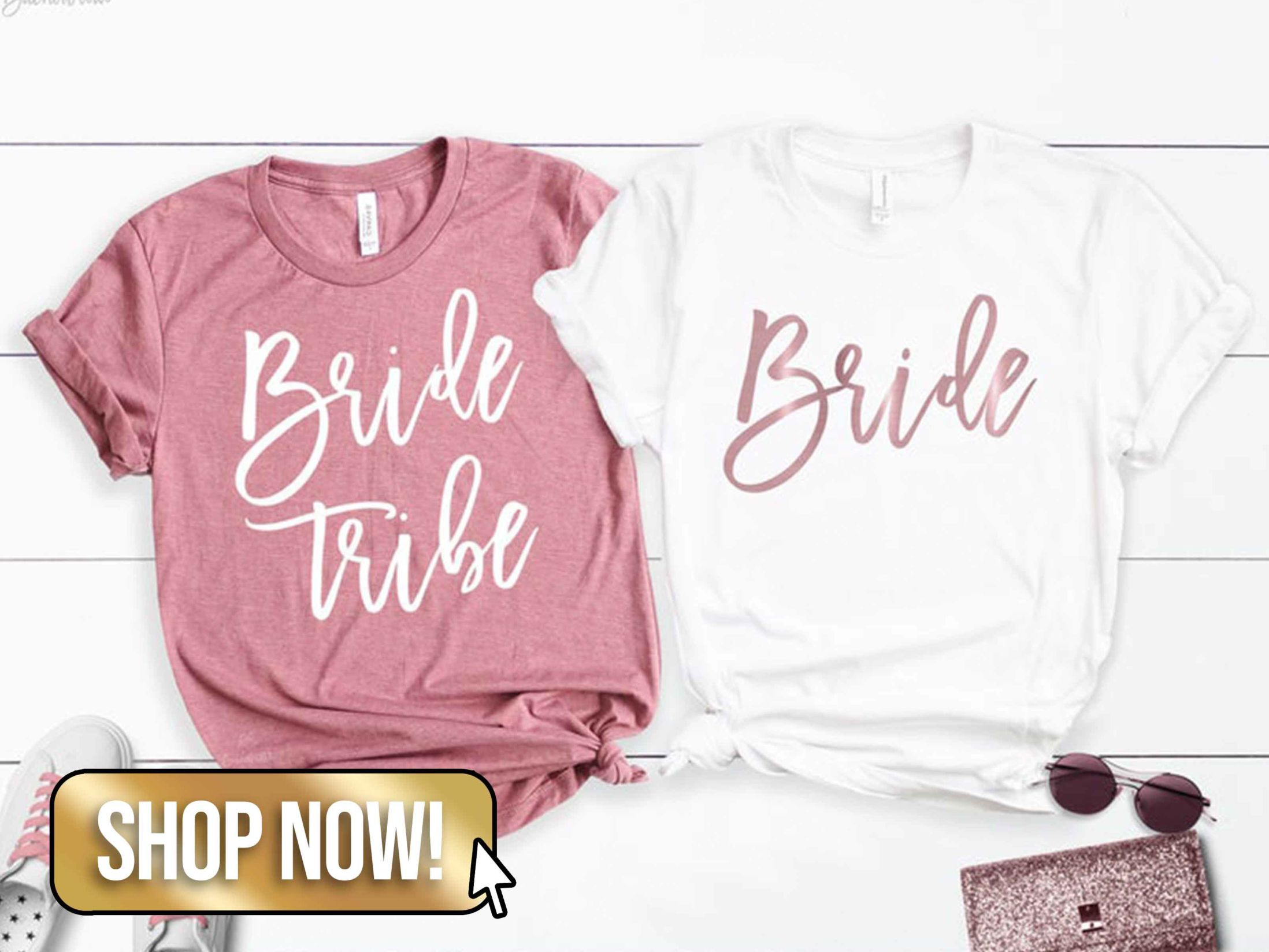 Bride Tribe Shirt