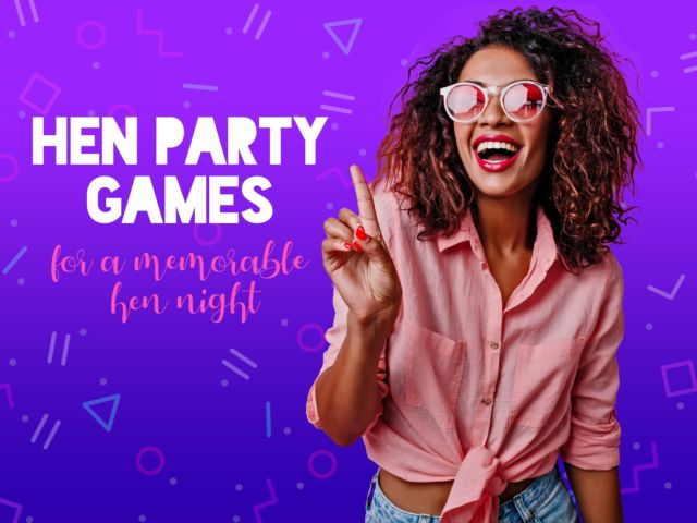 28 Hen Party Games for a Memorable Hen Night
