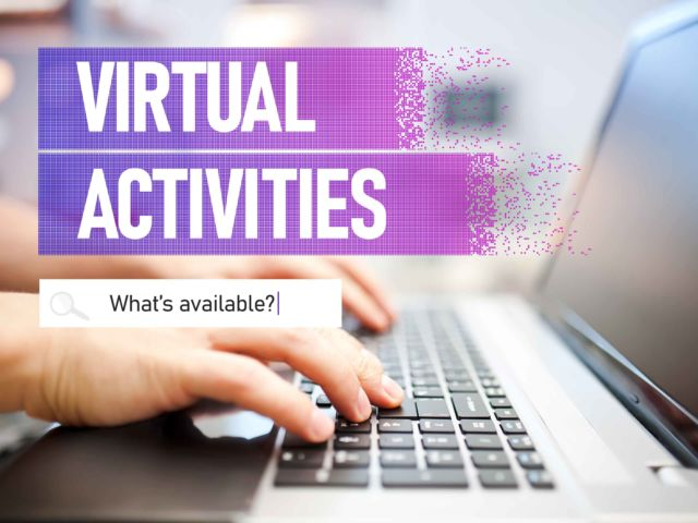 What Interactive Virtual Activities are Available?