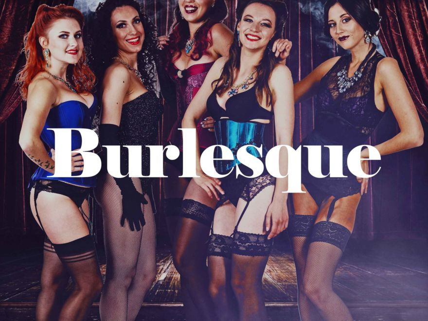 Burlesque Dance Hen Parties