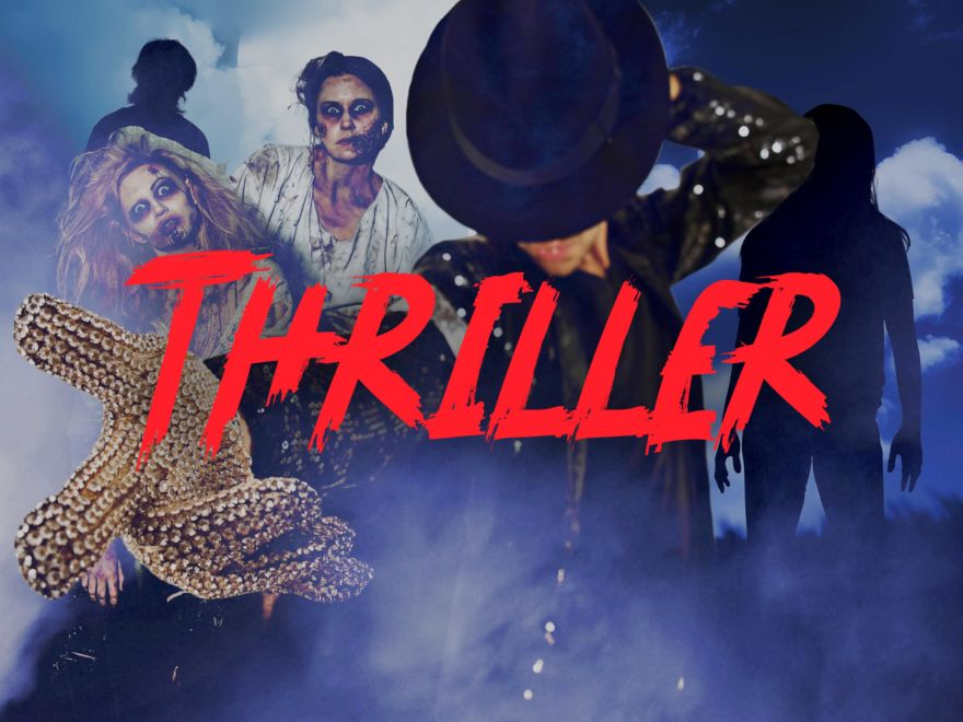 Thriller Dance Hen Parties